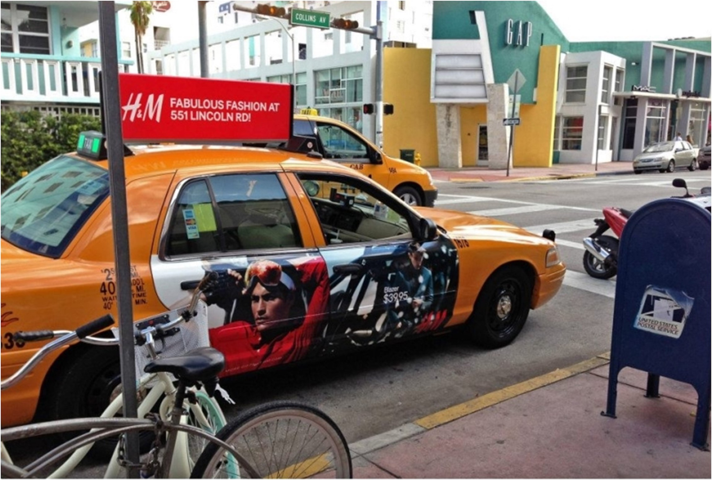 Mobile Advertising Solutions. Taxi Advertising