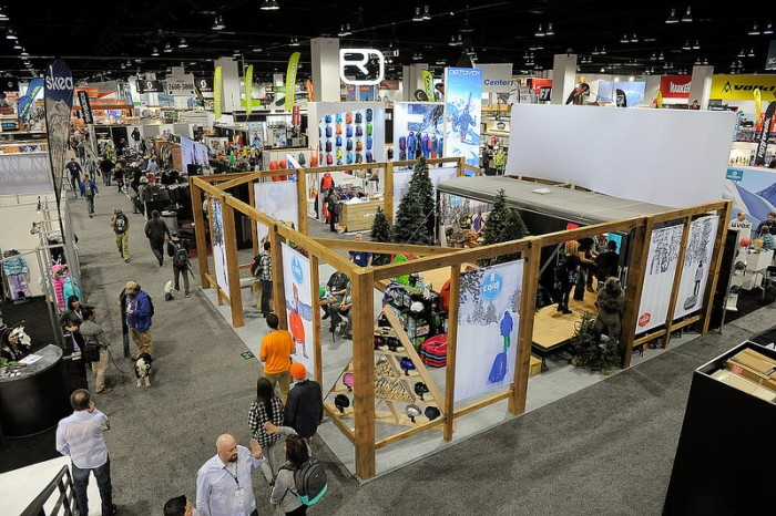Advertising Opportunities at Outdoor Retailer Expo