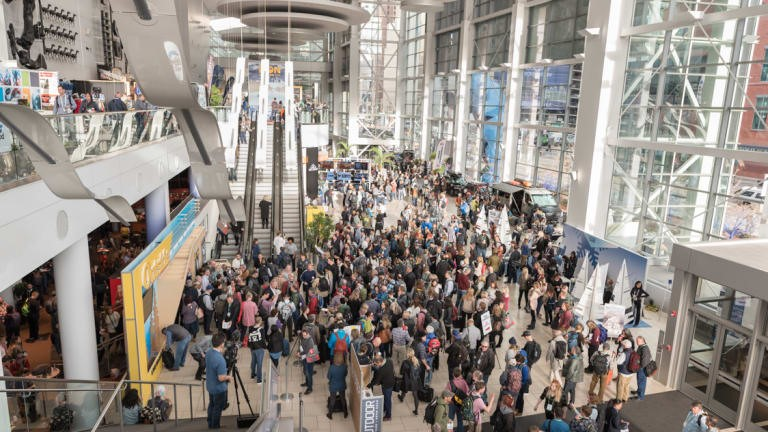 The Outdoor Retailer Winter Market: November 8th–11th