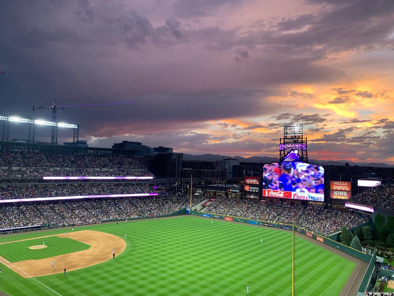 Coors Field World Series